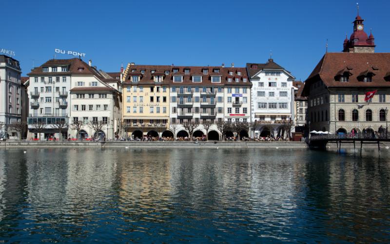 Wunderschön renovierte Haus unter der Egg, Brandgässli in Luzern.