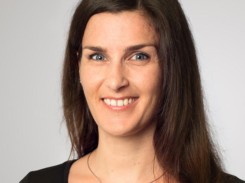 Patricia Andri ist Leiterin Kommunikation und Marketing bei der Eberli AG.