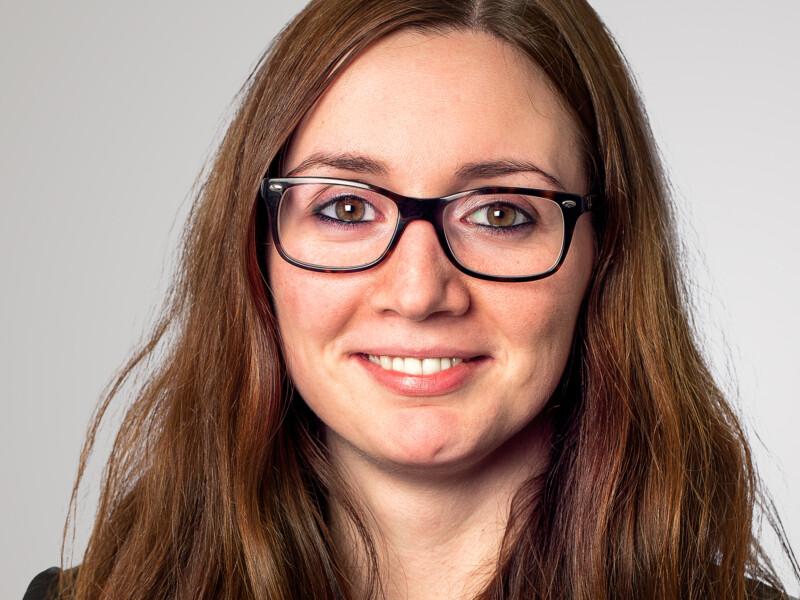 Stefani Dos Santos ist Teamleiterin Käuferbetreuung bei der Eberli AG.