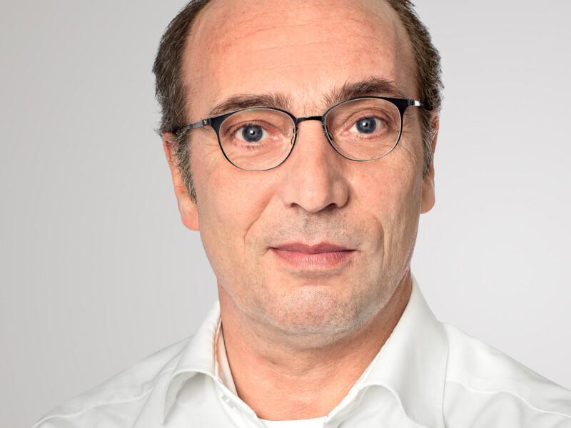 Dieter Vohl ist Projektleiter der Eberli AG.