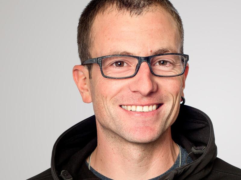 Daniel Enz ist Bauführer in Ausbildung bei der Eberli Bau AG.