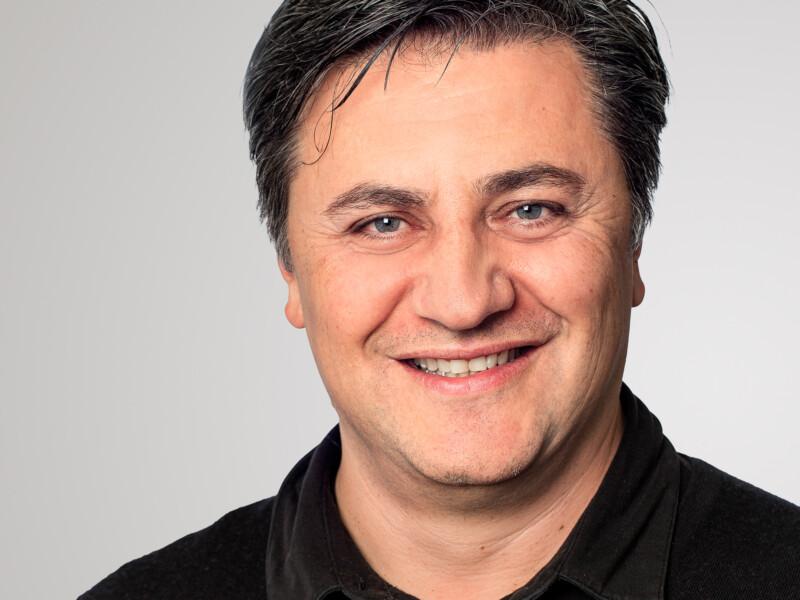 Angelo Prudente ist Bauleiter bei der Eberli AG.