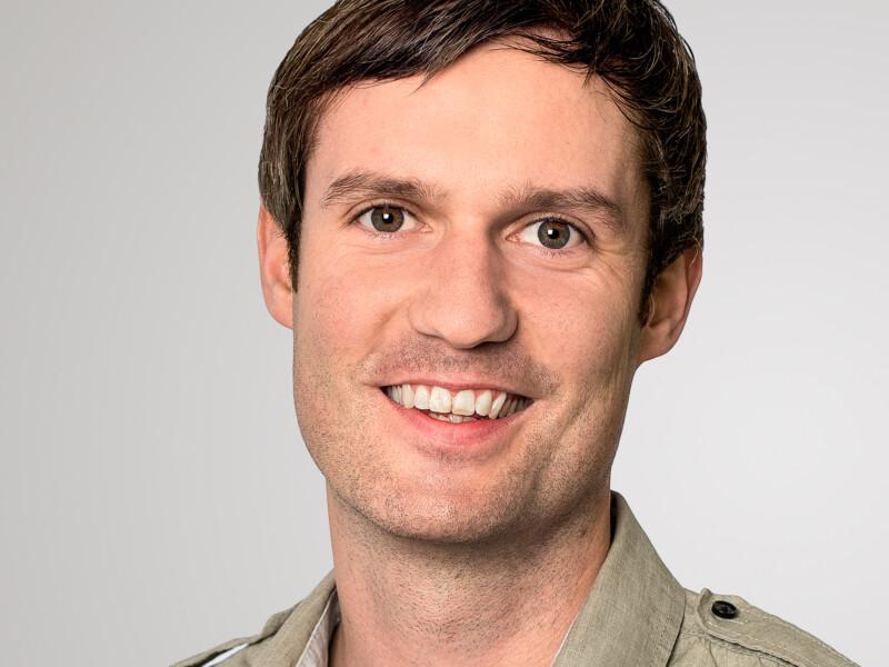 Raphael Mathis ist Bauleiter bei der Eberli AG.