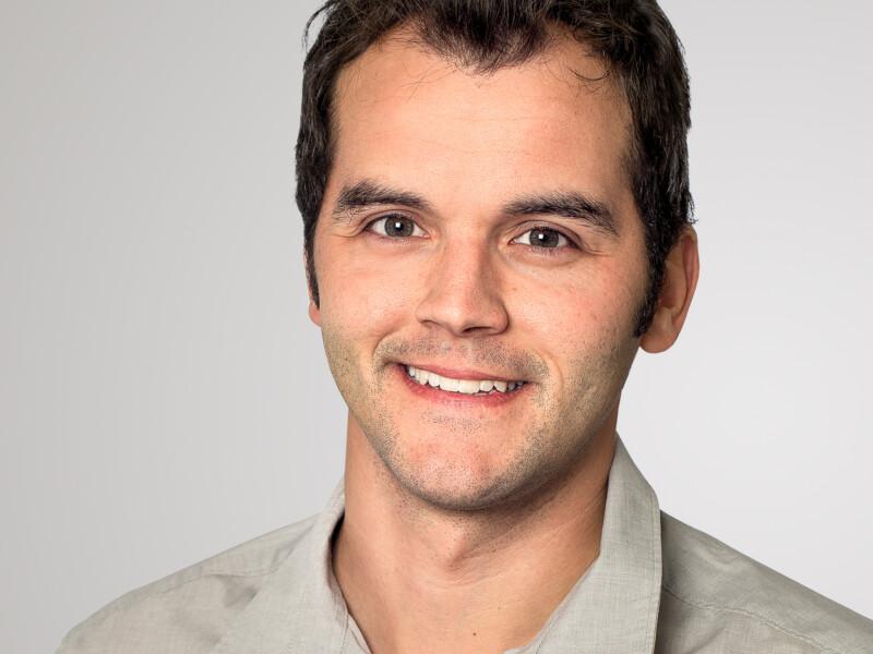 Patrick Bucher ist Bauführer bei der Eberli Bau AG.