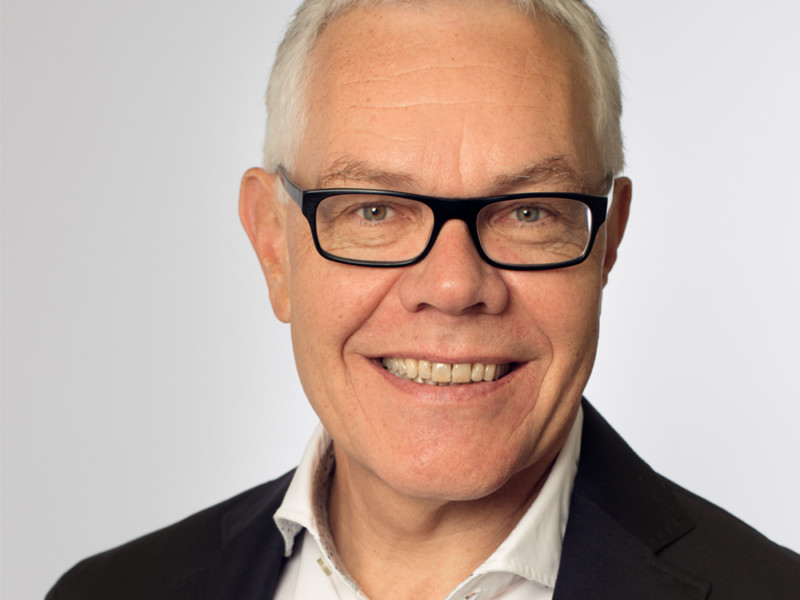 Hanspeter Würmli ist Leiter Vermarktung bei der Eberli AG.