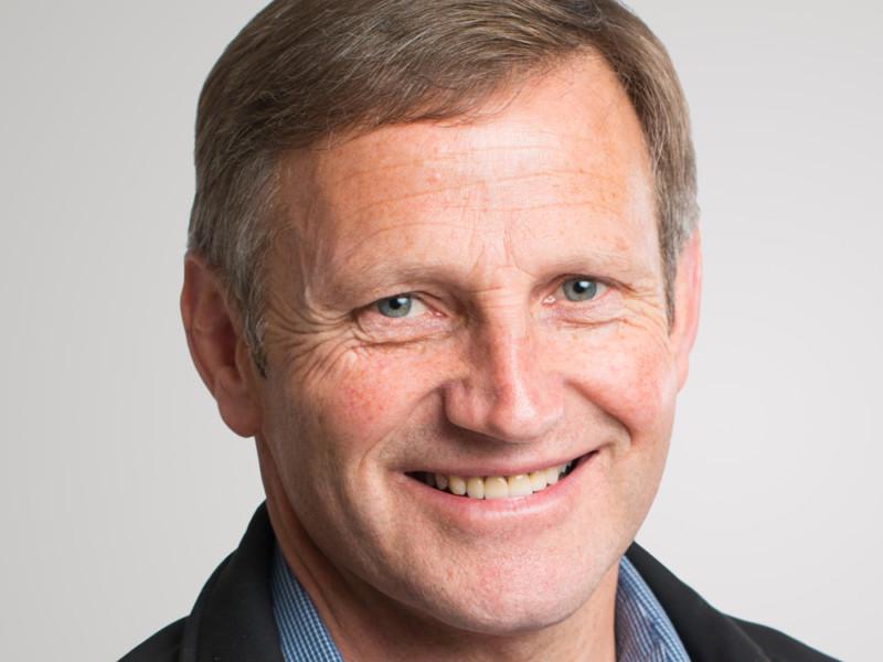 Werner Peter ist Teamleiter bei Eberli Hauswartungen AG.