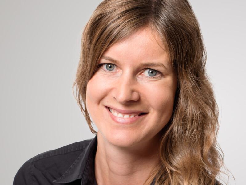 Claudia Salzmann ist Käuferbetreuerin bei der Eberli AG.