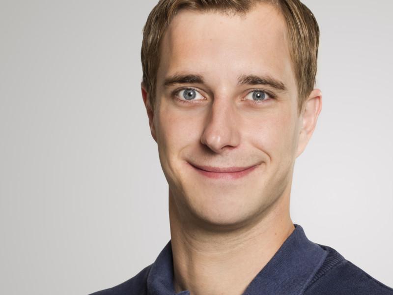 Andreas Ochsner ist Bauleiter bei der Eberli AG.