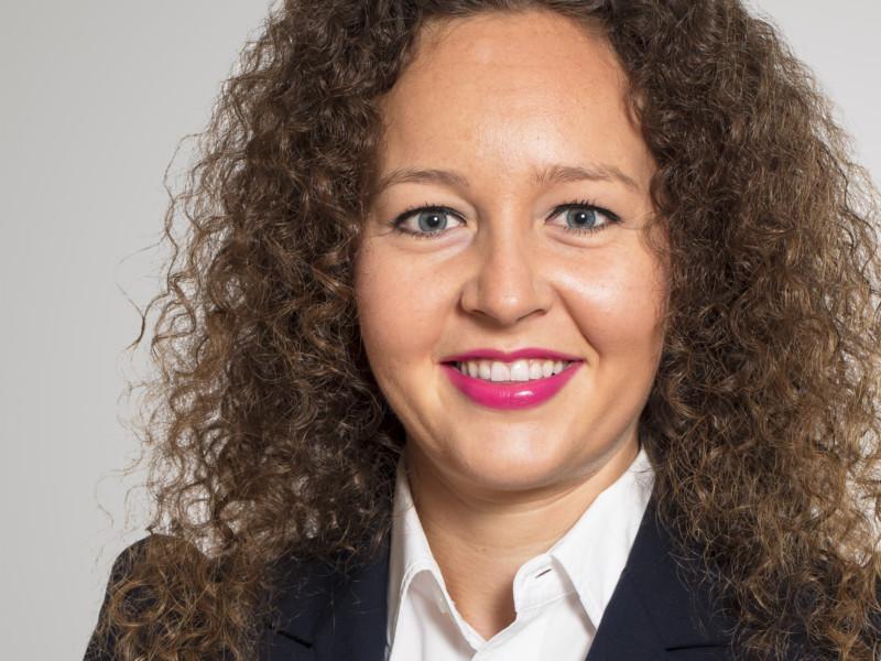 Carmen Fuchs ist Projektleiterin Vermarktung bei der Eberli AG.