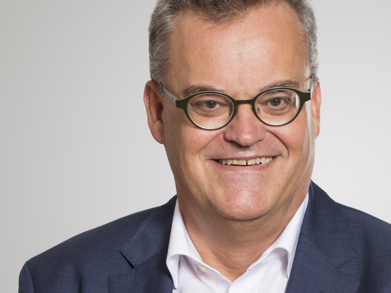 René Kaufmann ist Key Account Manager bei der Eberli AG.