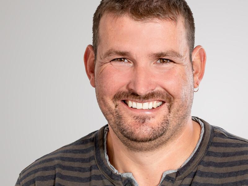 Martin Blättler ist Werkstattchef.