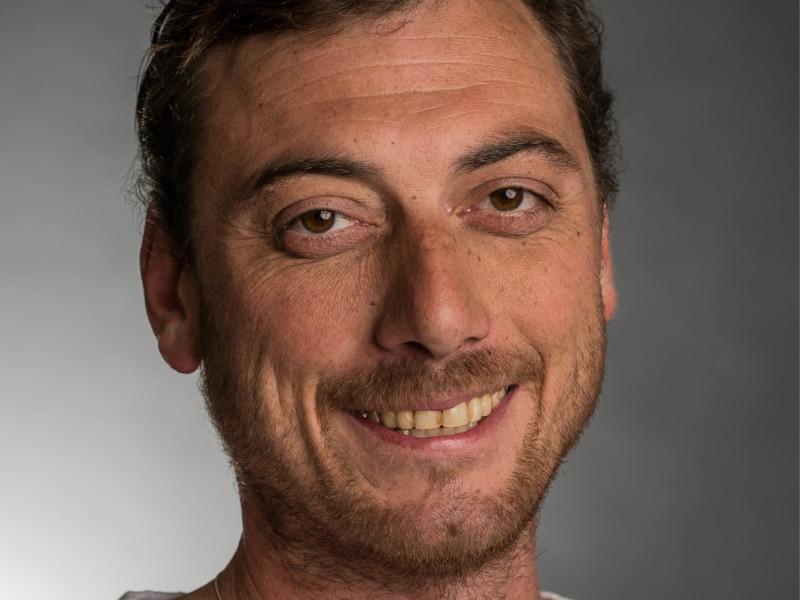 André Zurmühle ist Polier der Eberli Bau AG.