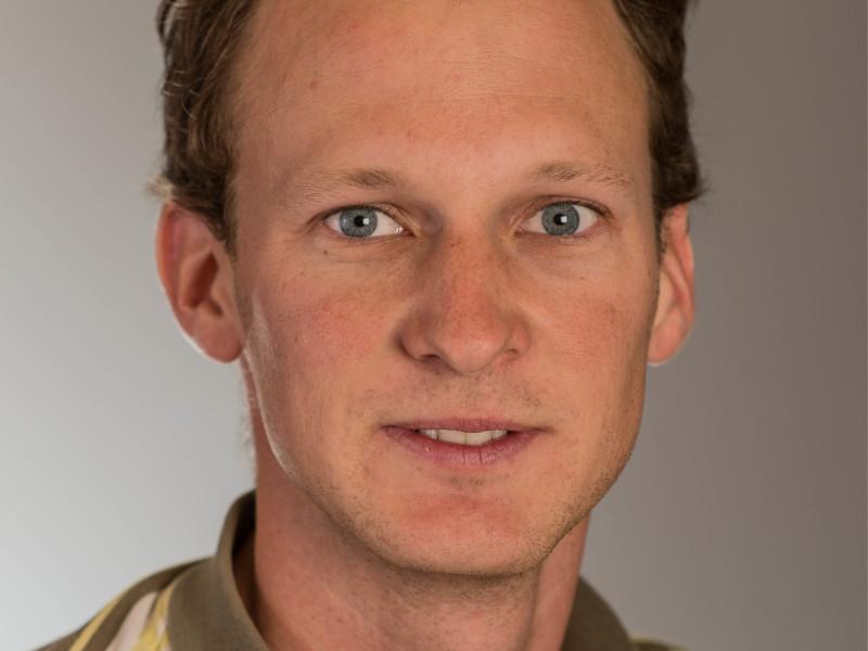 Christian Erb ist Polier der Eberli Bau AG.