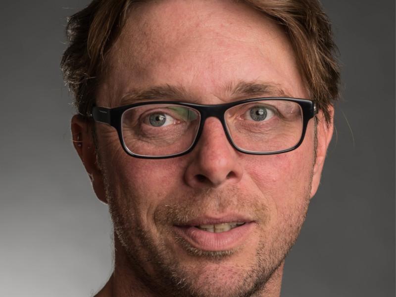 Martin Mahlstein ist Polier der Eberli Bau AG.