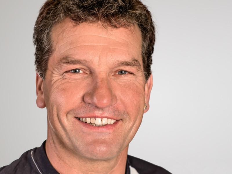 Pierre-Alain Gimmel ist Polier der Eberli Bau AG.