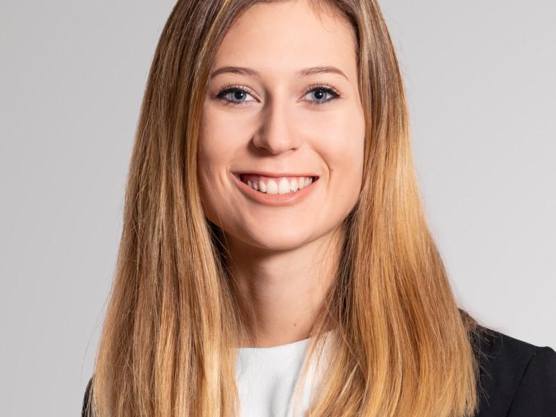 Naomi Näpflin ist Assistentin Vermarktung.