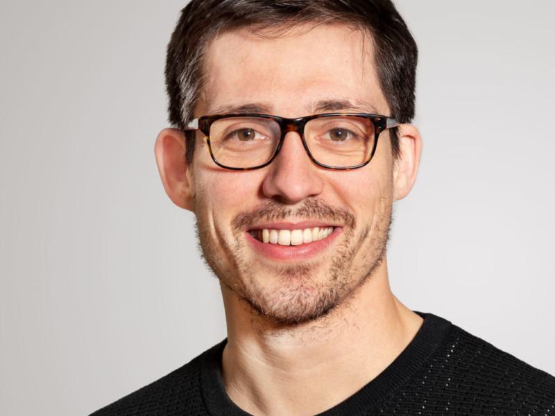 Fabio Badraun ist Bauleiter bei der Eberli AG.