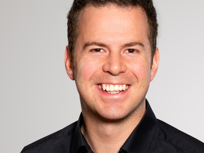 Lukas Oberholzer ist Projektleiter Entwicklung bei der Eberli AG.