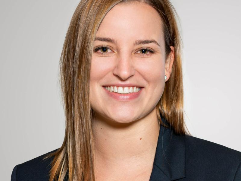 Ilona Steiner ist zuständig für IT Support / Administration bei der Eberli AG.