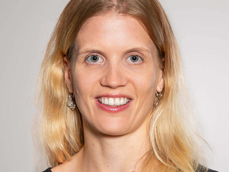 Nora Schmidle ist Personalfachfrau bei der Eberli AG.