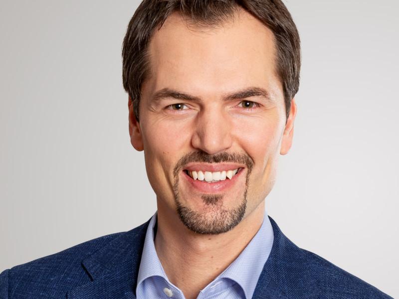 Alain Grossenbacher ist Inhaber und CEO der Eberli AG.