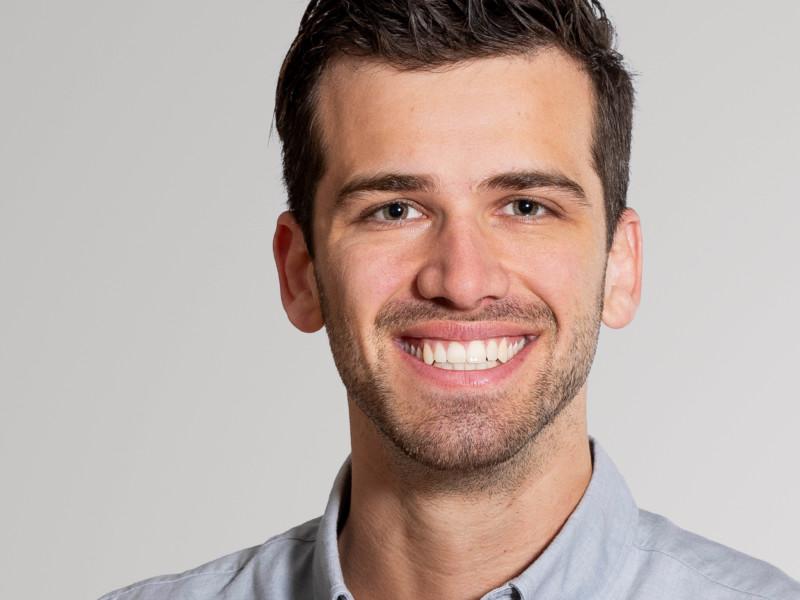 Patrick Lustenberger ist Projektleiter Entwicklung bei der Eberli AG.