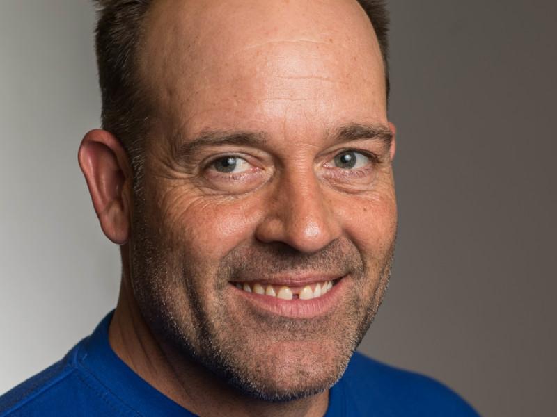 Thomas Küttel ist Polier der Eberli Bau AG.