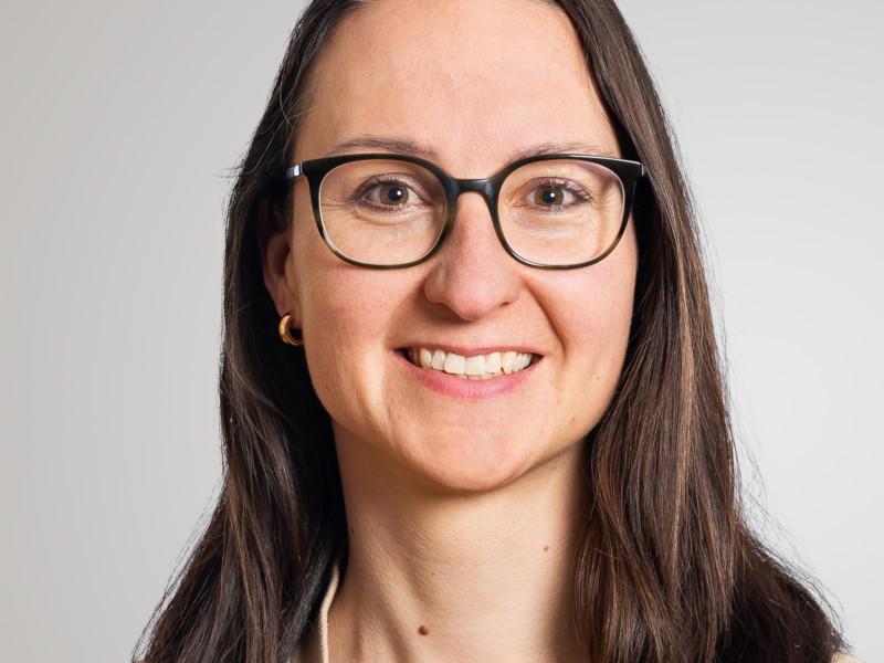 Claudia Jenni ist Leiterin Social Media bei der Eberli AG.