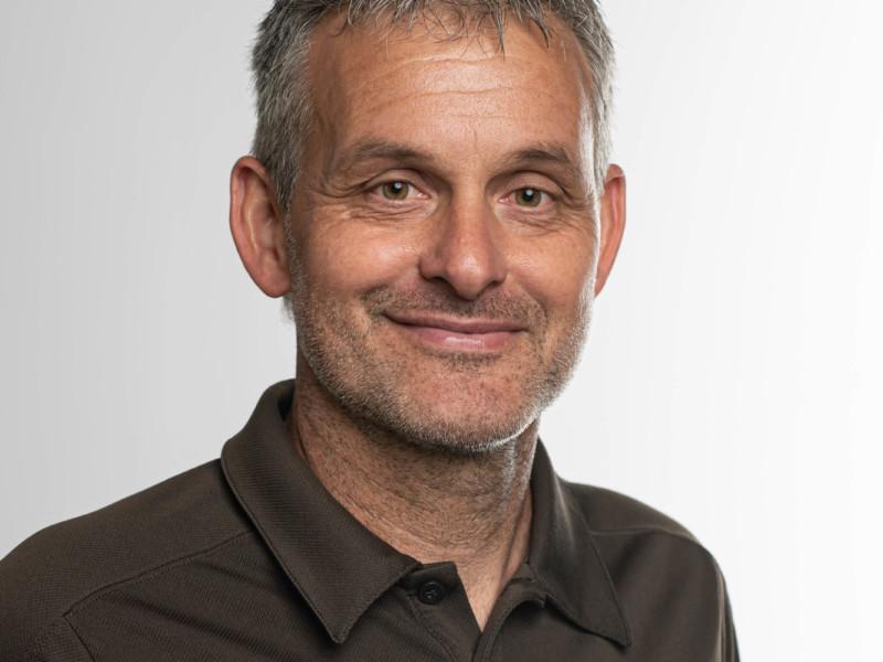 Marcel Bundi ist Polier bei der Eberli Bau AG.