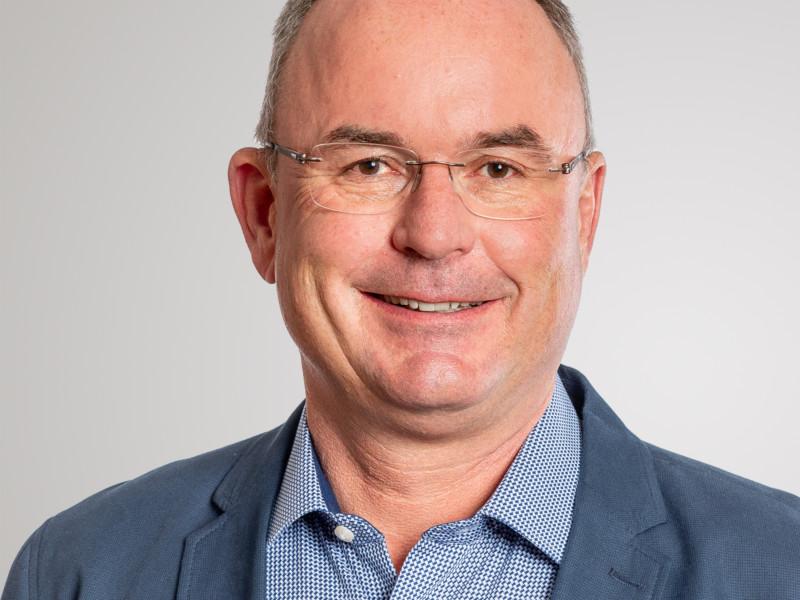 René Affentranger ist Inhaber und leitet die Eberli Bau AG.