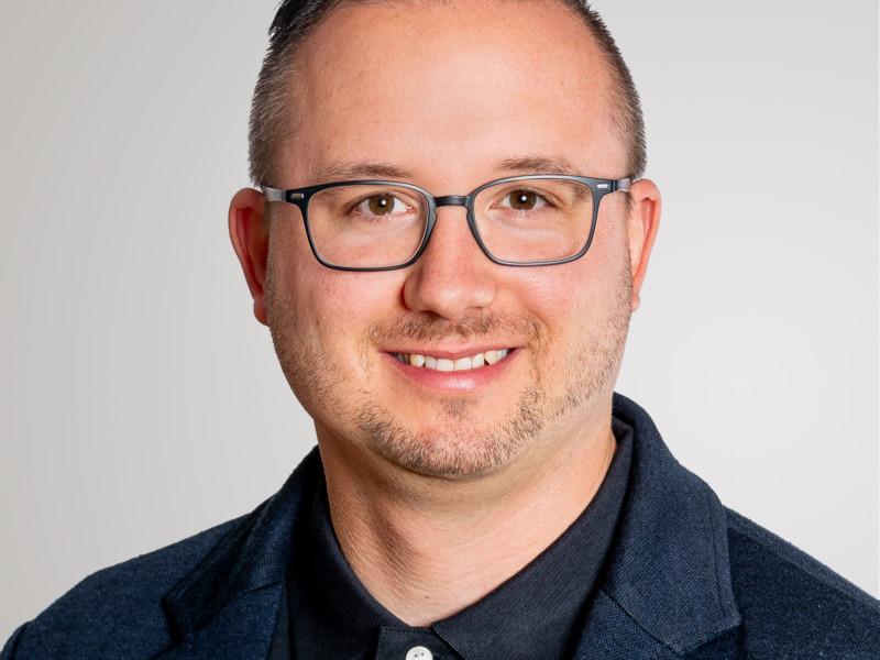 Andreas Marzohl ist junior Bauleiter bei der Eberli AG.