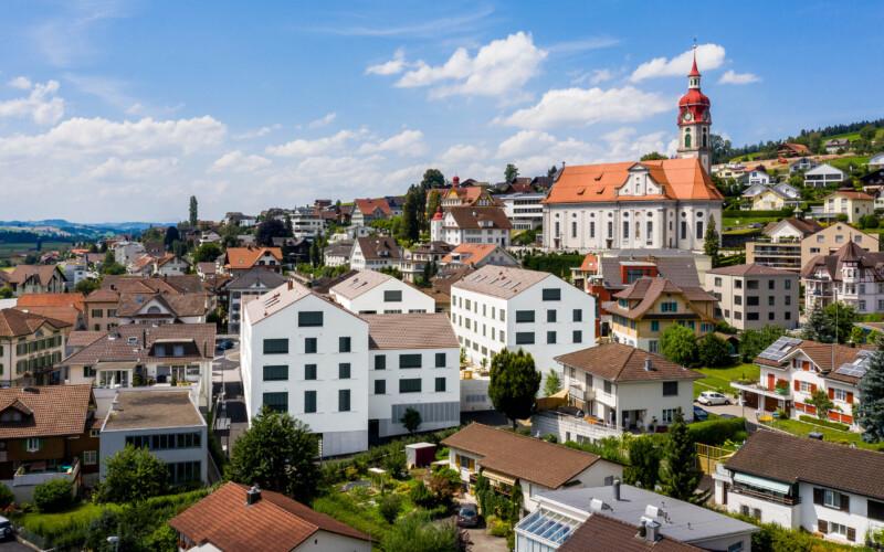 Das Zentrum Ruswil.