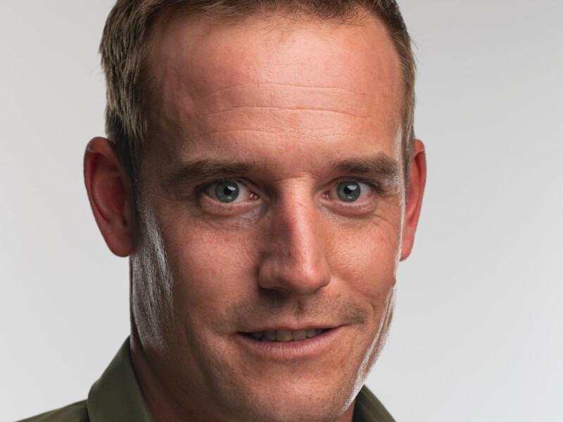 Cyrill Schweizer ist Polier bei der Eberli Bau AG.