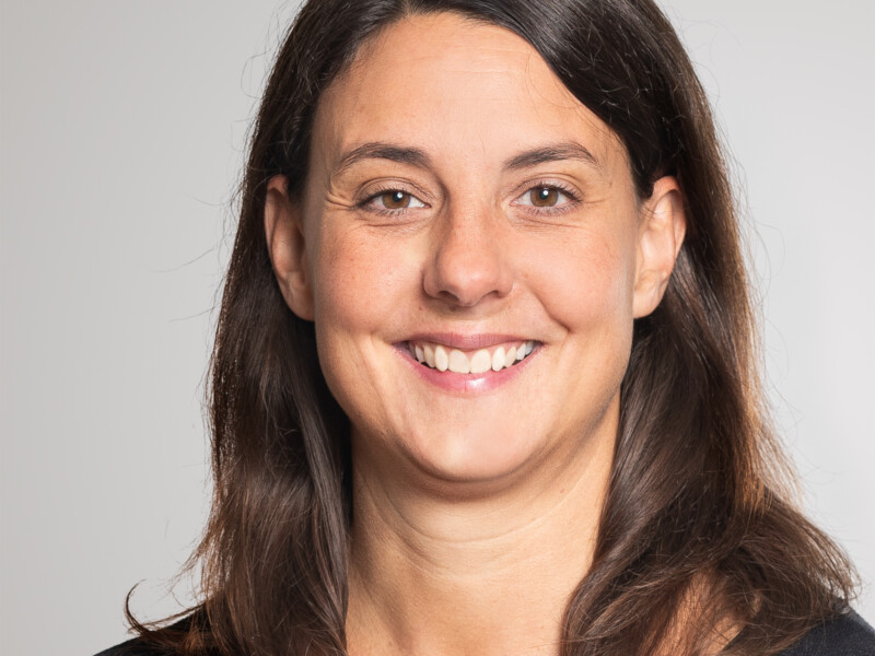 Angelika Schmid ist in der Administration der Eberli AG.
