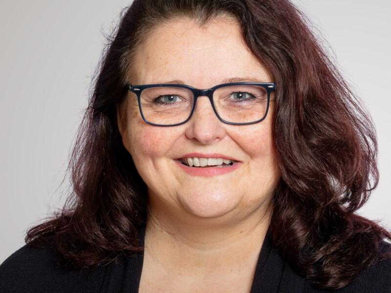Yvonne Kaufmann ist Sachbearbeiterin Käuferbetreuung bei der Eberli AG.