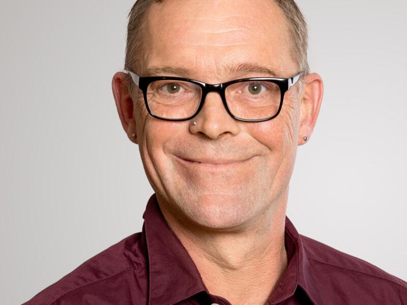 Patrik Baumgartner ist Hauswart bei der Eberli Hauswartungen GmbH.
