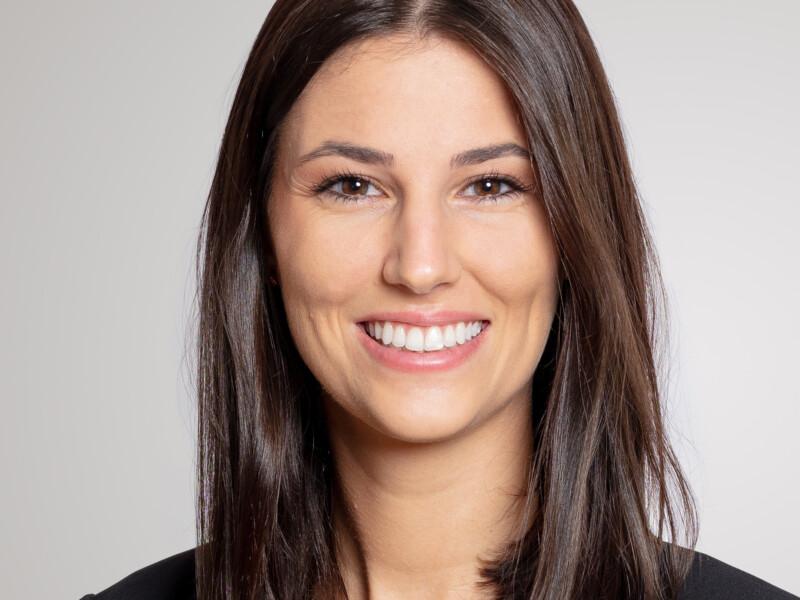Chiara Schweri ist Vermarkterin bei der Eberli AG.