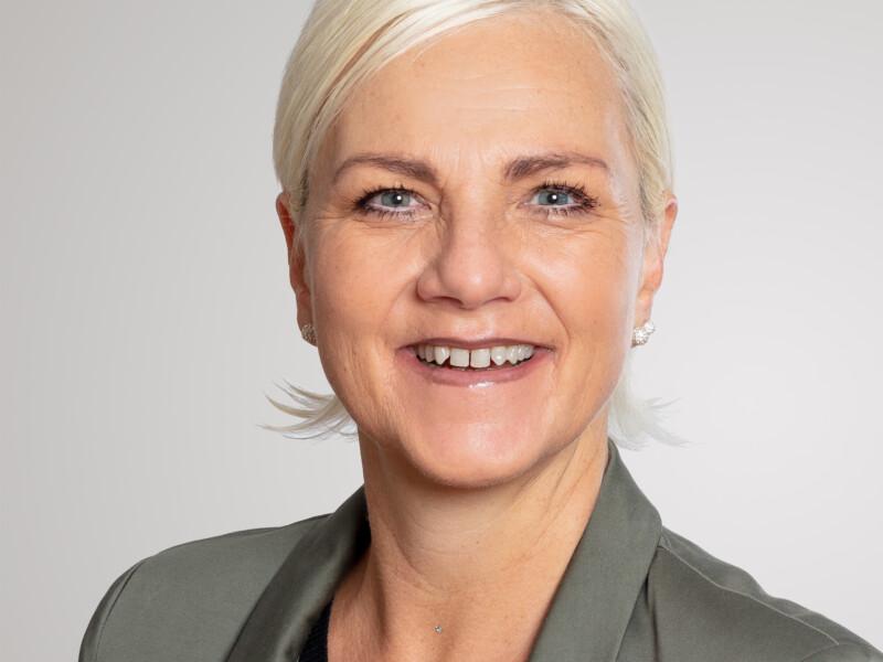 Irène Sigirst ist Käuferbetreuerin bei der Eberli AG.