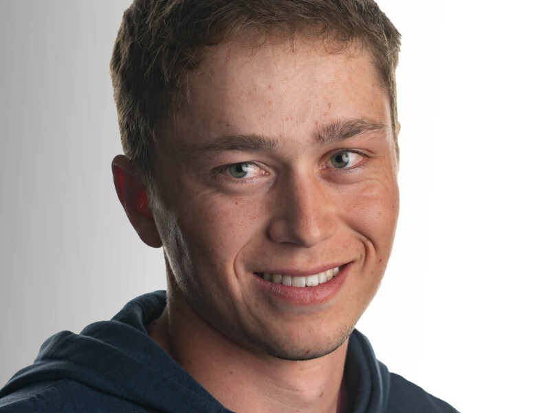 Christian Bucher ist Polier bei der Eberli Bau AG.