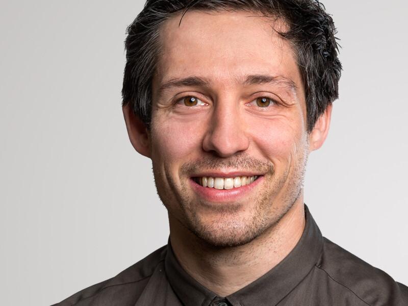 Fabio Badraun ist Bau- und Projektleiter bei der Eberli AG.