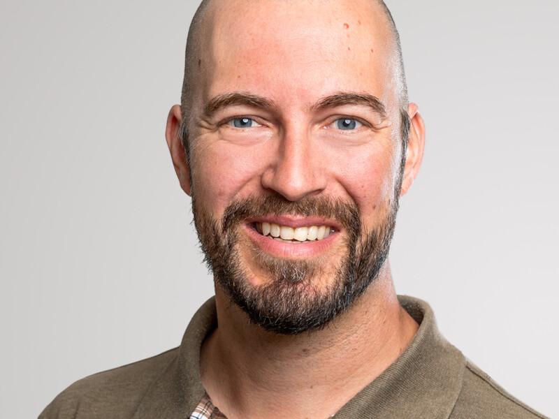 Roman Bucheli ist Bau- und Projektleiter bei der Eberli AG.