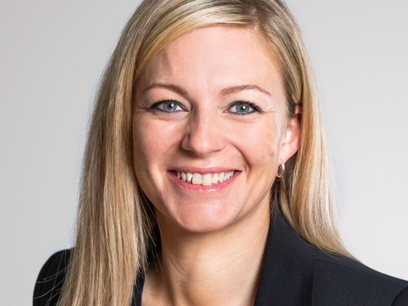 Karin Banz hat die Fachverantwortung im Bereich HR bei der Eberli AG.